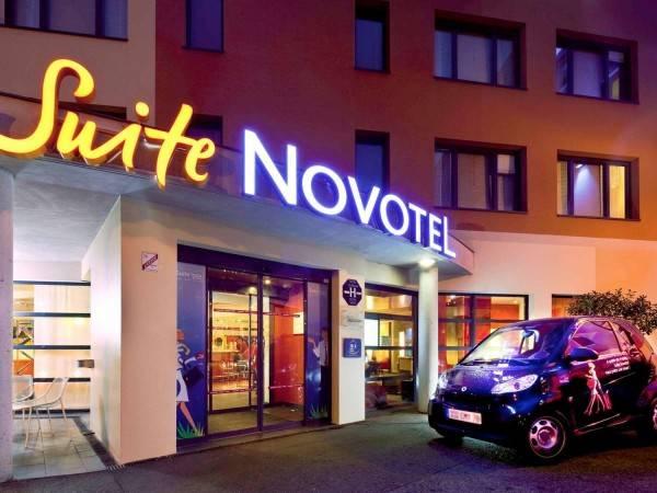 Hotel Novotel Suites Paris Vélizy