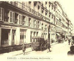 Hotel Saint Pétersbourg Opéra