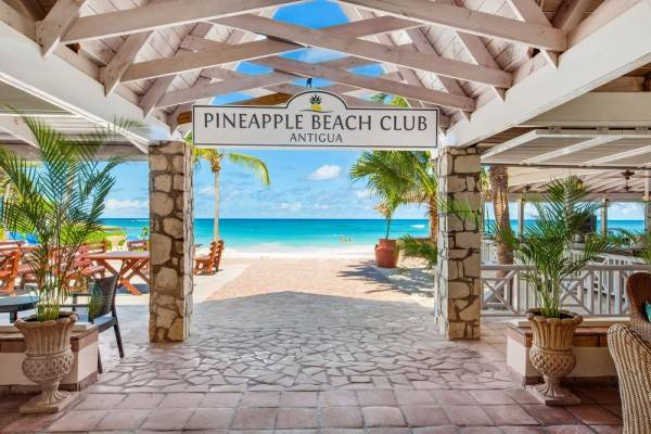 Hotel Pineapple Beach Club Antigua - All Inclusive - Adults Only