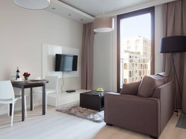 Hotel Chopin Apartments City Kolejowa