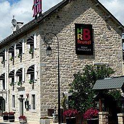 Hotel Le Rocher Blanc Logis