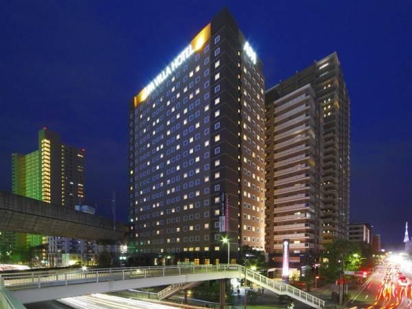 APA Villa Hotel Sendaieki-Itsutsubashi