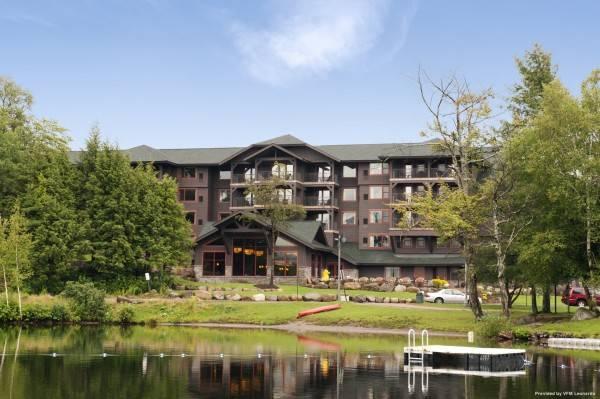 Hampton Inn - Suites- Lake Placid NY