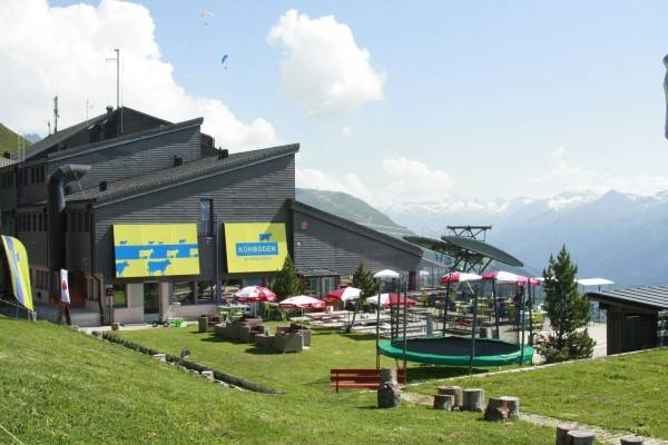Hotel Alpenlodge Kühboden