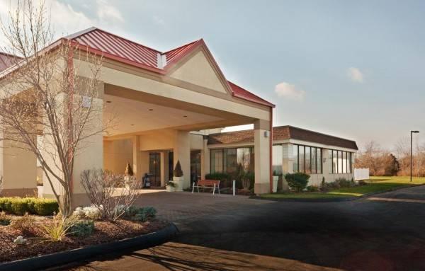 BEST WESTERN HARTFORD HOTEL