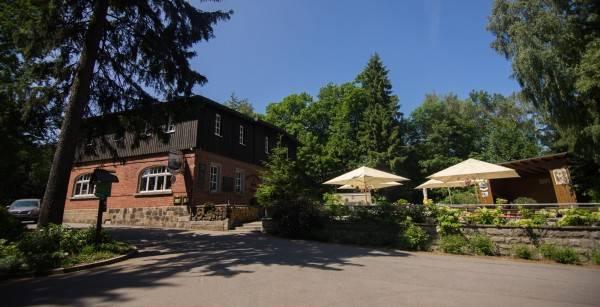 Bergwirtschaft Bieleboh Bergbaude und Hotel