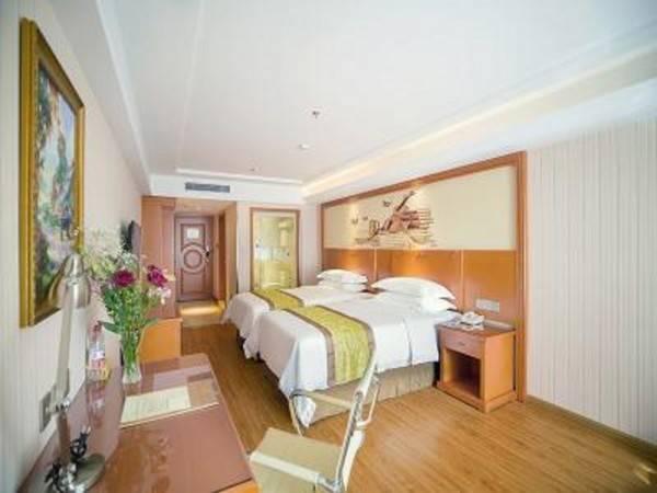 Hotel Vienna Harbin High Speed Railway Wanda Plaza