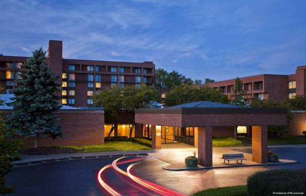 Hotel DoubleTree by Hilton Syracuse