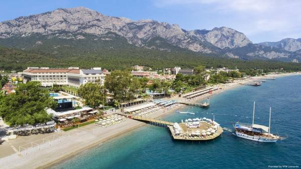 Hotel DoubleTree by Hilton Antalya-Kemer