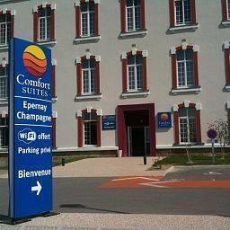 Hotel Comfort Suites Les Demeures Champenoises