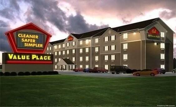 Hotel WOODSPRING SUITES FAYETTEVILLE