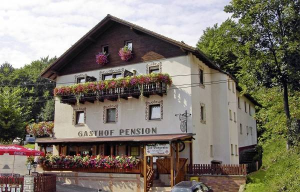 Hotel Zur Burgruine