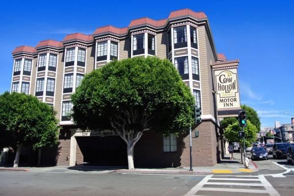 Cow Hollow Inn & Suites