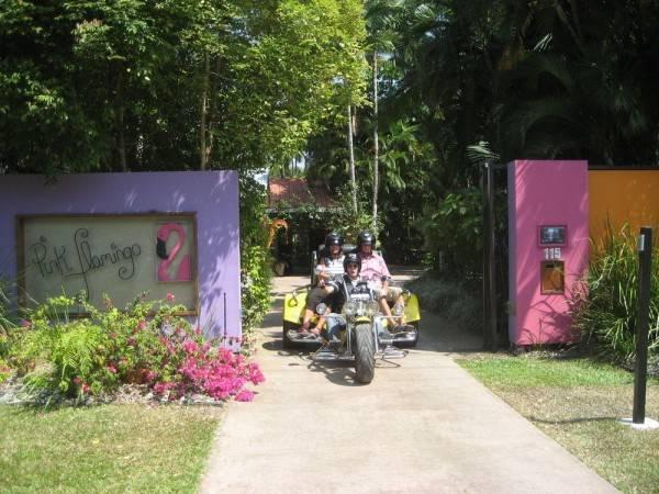 Hotel Pink Flamingo Resort