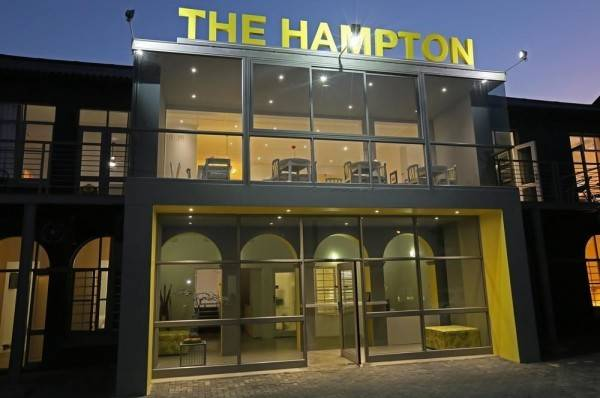 Hotel The Hampton Exclusive Guest House