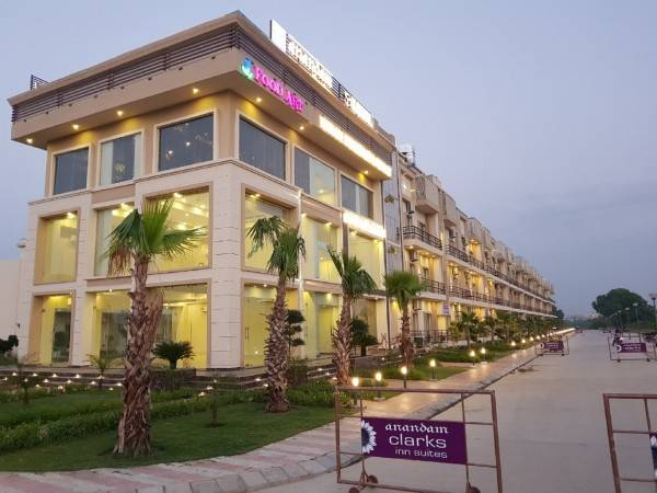 Anandam Clarks Inn Suites & Resorts
