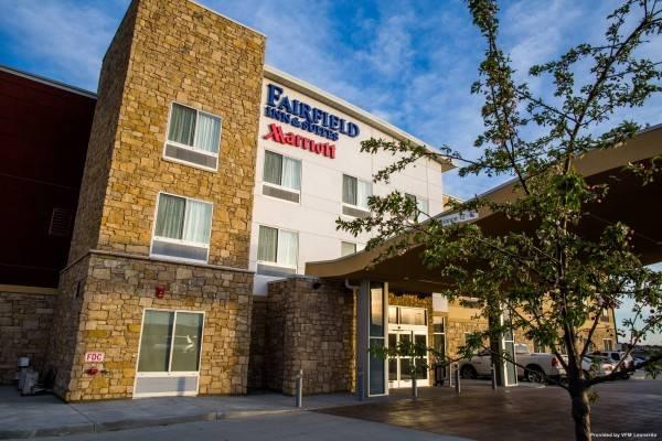 Fairfield Inn & Suites Lincoln Southeast