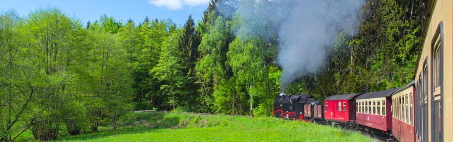 Sommerurlaub mit HRS! Atemberaubende Natur, zahlreiche Attraktionen, beste Unterkünfte, günstiger Preis: Der Harz wartet auf Sie!