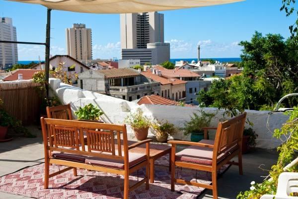 Hotel Villa Vilina Oasis in Neve Tzedek