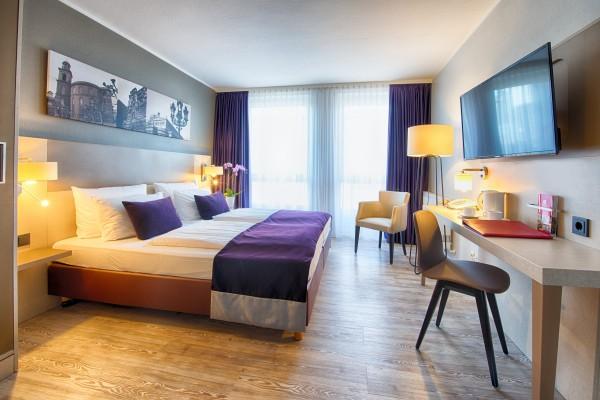 Hotel Leonardo Frankfurt City Center