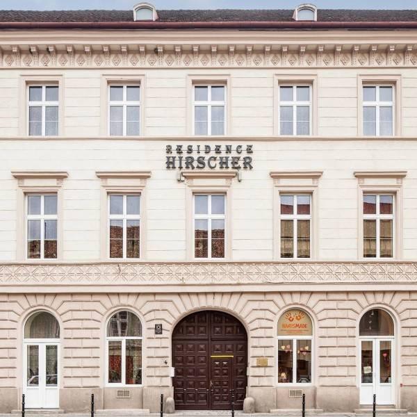 Hotel Residence Hirscher