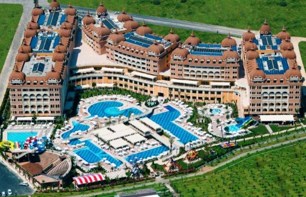 Hotel Royal Alhambra Palace Ultra All Inclusive
