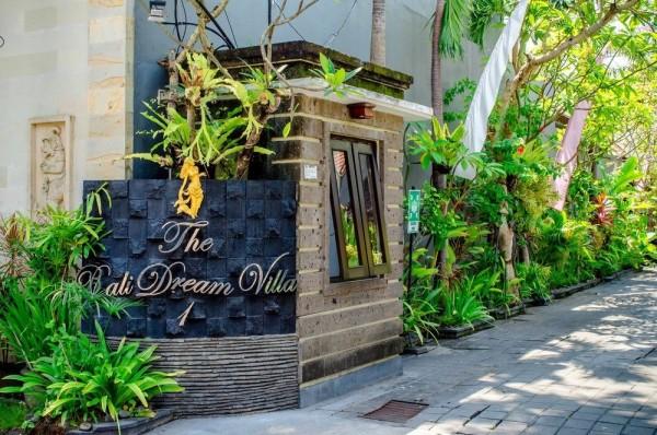 Hotel The Bali Dream Villa Seminyak