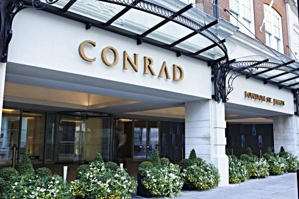 Hotel Conrad London St James