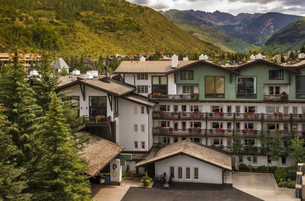 Hotel The Lodge at Vail, A RockResort