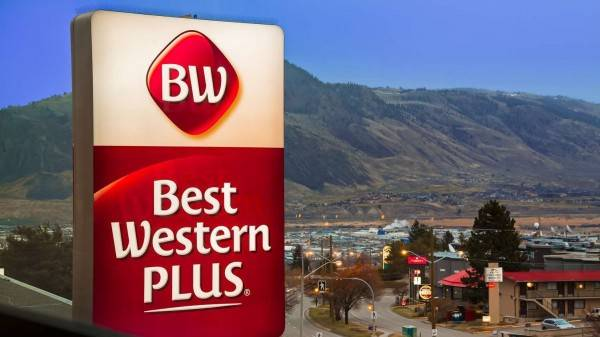 Best Western Plus Kamloops Hotel