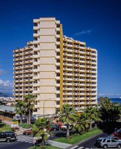 Hotel Apartmentos Teneguia