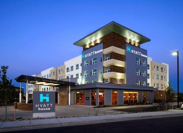 Hotel HYATT house Denver Boulder Broomfi