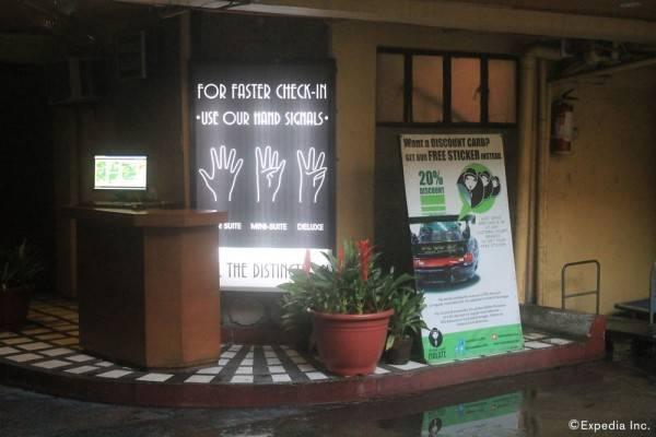 Hotel Manila Victoria Court Malate