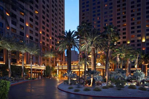Hotel Hilton Grand Vacations on the Boulevard