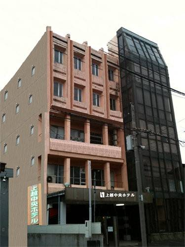 OYO Joetsu Central Hotel Takada Nakamachi