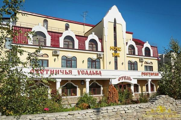 Hotel Ohotnichya Usadba