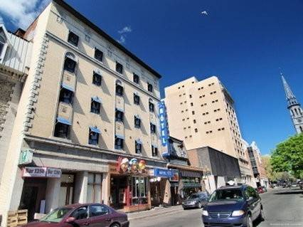 Hotel St. Denis
