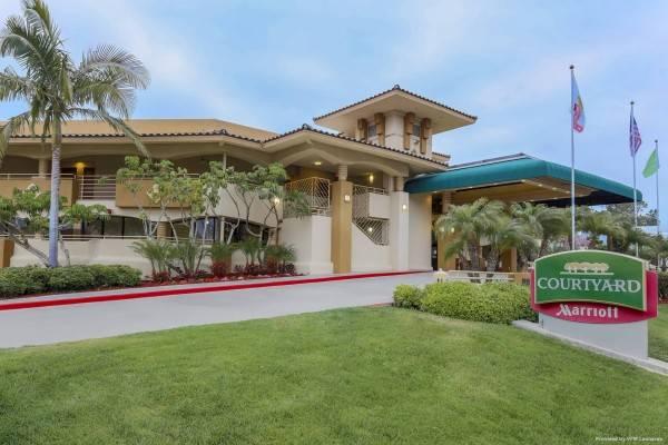Hotel Courtyard San Diego Del Mar/Solana Beach