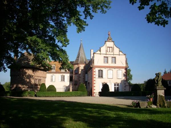 Hotel Chateau d'Osthoffen