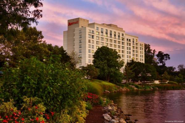 Hotel Gaithersburg Marriott Washingtonian Center