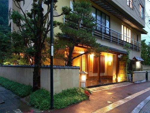 Hotel (RYOKAN) Kakeyu Onsen Bozantei Kotobuki