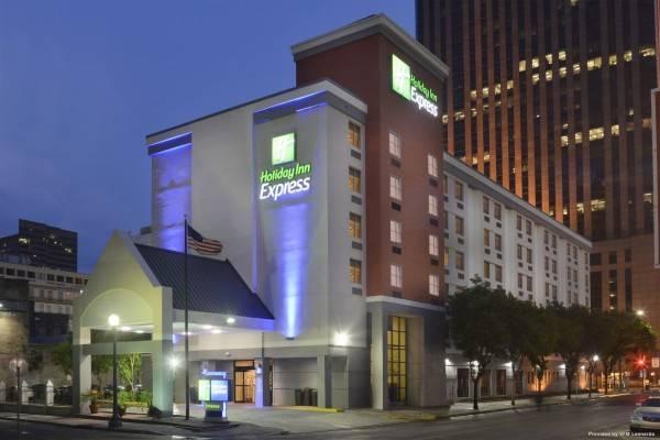 Holiday Inn Express NEW ORLEANS DWTN - FR QTR AREA