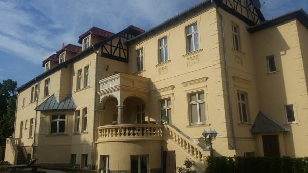 Hotel Villa Le Palais