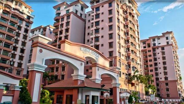 Hotel KK-Suites Residence @ Marina Court
