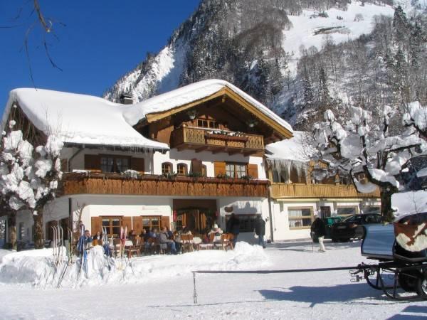 Hotel Spielmannsau Ferienparadies