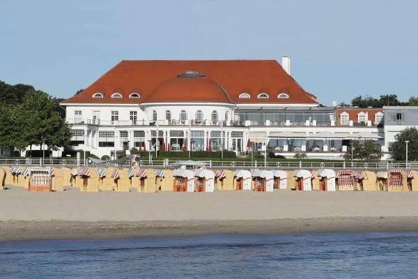 ATLANTIC Grand Hotel Travemünde