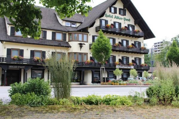 Hotel Adler-Post