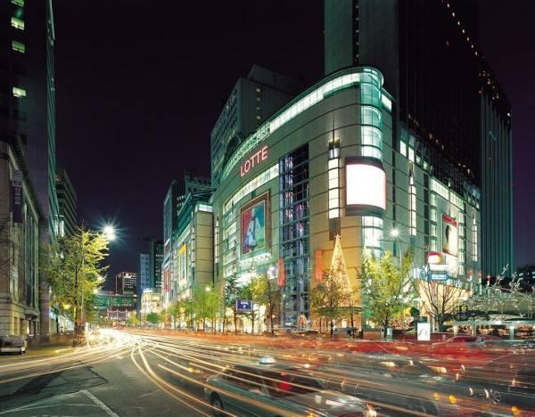 Hotel The Westin Josun Seoul