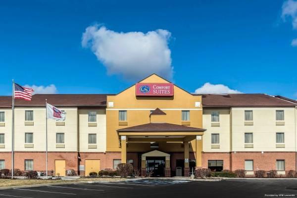 Hotel Comfort Suites Miamisburg - Dayton South