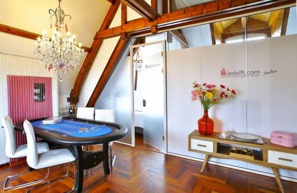 Hotel Luxury Apartments Delft Suites